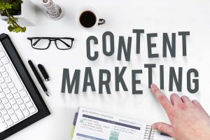 capitalizing on content marketing