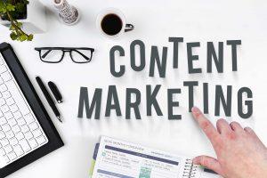 capitalizing on content marketing